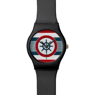 Reloj De Pulsera Diseño náutico