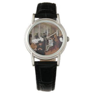 Reloj De Pulsera EDGAR DESGASIFICA la oficina del algodón de A en