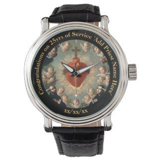 Reloj De Pulsera El aniversario de la ordenación del regalo del