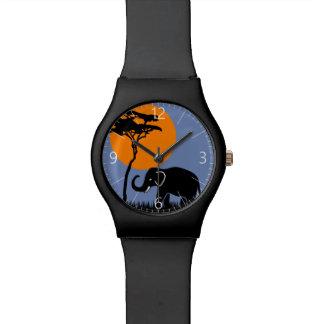 Reloj De Pulsera Elefante