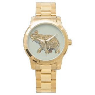 Reloj De Pulsera Elefante indio