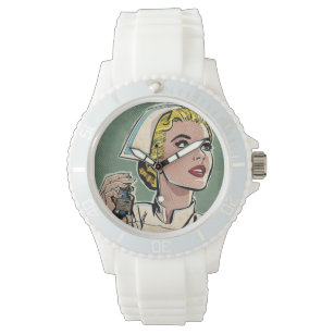 Reloj De Pulsera enfermera