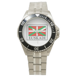 Reloj De Pulsera Euskadi