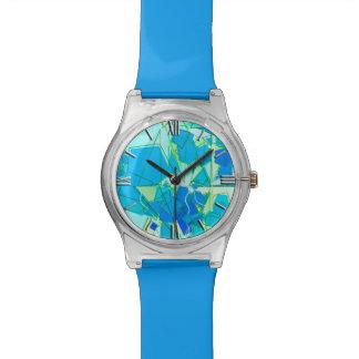 Reloj De Pulsera Extracto moderno de los mediados de siglo,