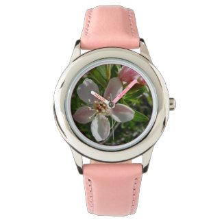 Reloj De Pulsera Flor de la primavera