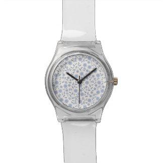 Reloj De Pulsera Florido