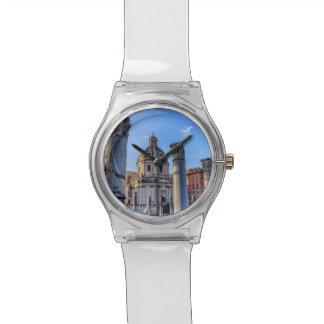 Reloj De Pulsera Foro Romanum, Roma, Italia
