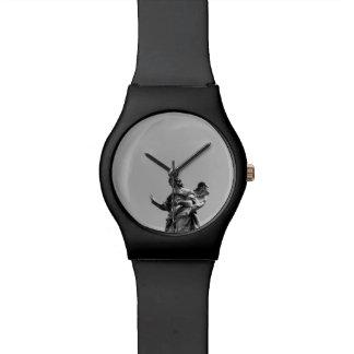 Reloj De Pulsera Foto simple, moderna de la gaviota encima de la