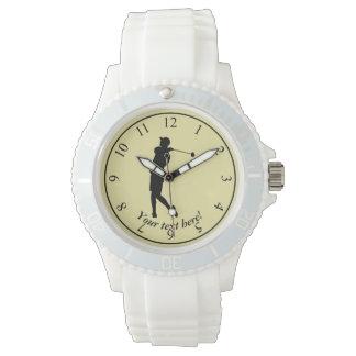 Reloj De Pulsera Golfista