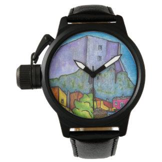 Reloj De Pulsera Guardia derecho