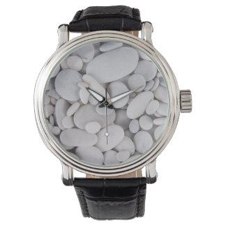 Reloj De Pulsera Guijarros, rocas, fondo
