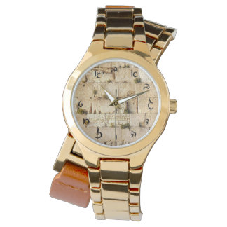Reloj De Pulsera HaKotel - la pared occidental