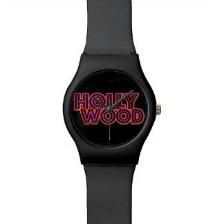 Reloj De Pulsera Hollywood