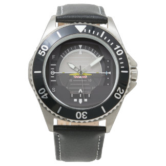 Reloj De Pulsera horizonte artificial