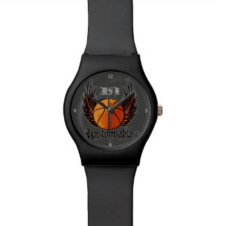 Reloj De Pulsera Imparable (baloncesto)