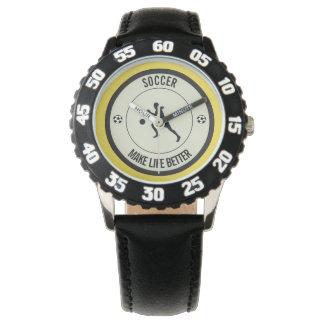 Reloj De Pulsera Jugador de fútbol