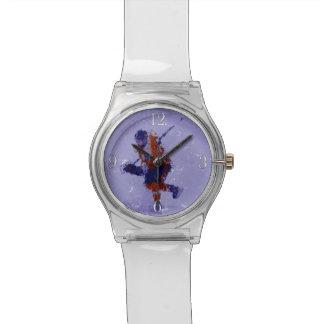 Reloj De Pulsera Jugador del hockey sobre hielo I - serie de los