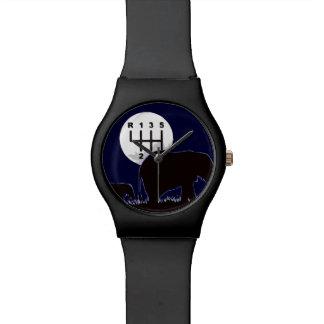 Reloj De Pulsera MANUAL - puesto en peligro