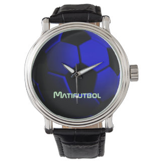Reloj De Pulsera Matifutbol friend. Amig@ de Matifutbol.