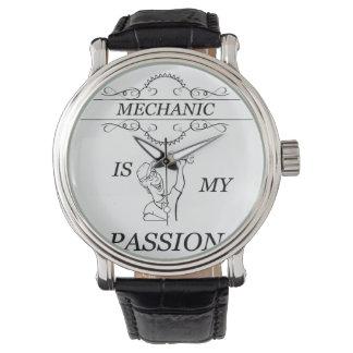 Reloj De Pulsera Mecánico