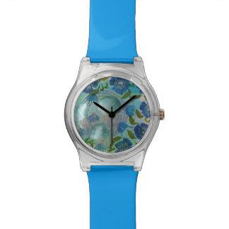 Reloj De Pulsera Medusas