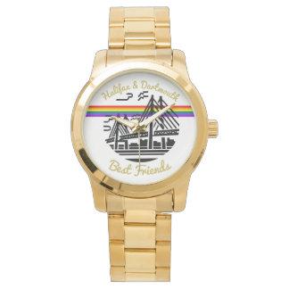 Reloj De Pulsera Mejores amigos de Nueva Escocia Halifax Dartmouth