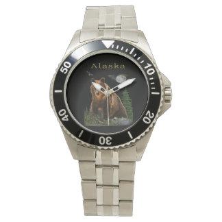 Reloj De Pulsera Mercancía del estado de Alaska