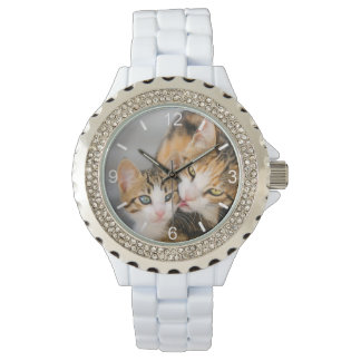 Relojes de pulsera con fotos en Zazzle