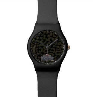 Reloj De Pulsera Modelo de la pantera de la pantera negra el | Erik
