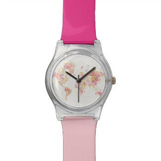 Reloj De Pulsera Mundo del pleno verano