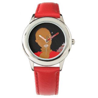 Reloj De Pulsera Natural_Cutie_Pie
