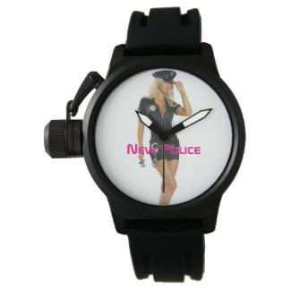 Reloj De Pulsera Nueva policía