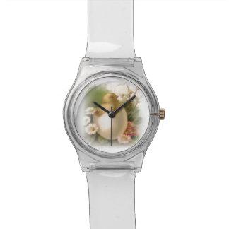 Reloj De Pulsera Nuevo polluelo de Pascua