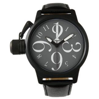 Reloj De Pulsera Número blanco