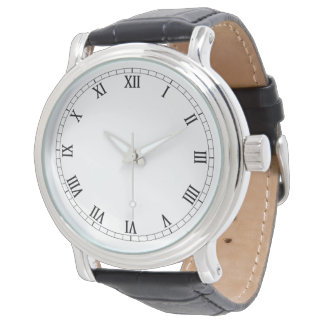 Reloj De Pulsera Número romano