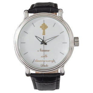 Reloj De Pulsera Observatorio conmemorativo de sacerdotes, aniversa
