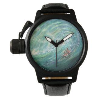 Reloj De Pulsera onda de la playa