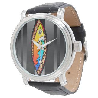 Reloj De Pulsera Onda de la punta de lanza