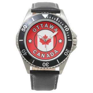 Reloj De Pulsera Ottawa Canadá