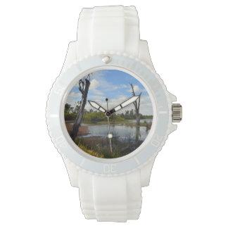Reloj De Pulsera País de las maravillas de la naturaleza,