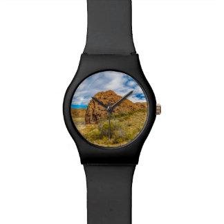 Reloj De Pulsera Paisaje patagón, la Argentina