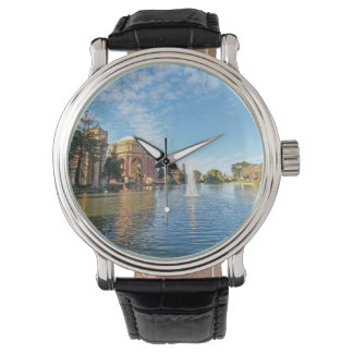 Reloj De Pulsera Palacio de San Fransisco de bellas arte