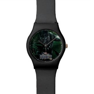 Reloj De Pulsera Pantera negra el | en la selva