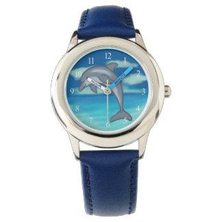 Reloj De Pulsera Paraíso del delfín