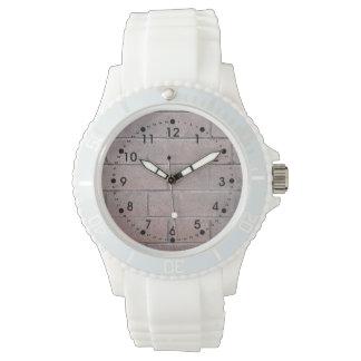 Reloj De Pulsera Pared de ladrillo