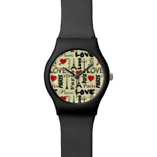 Reloj De Pulsera París