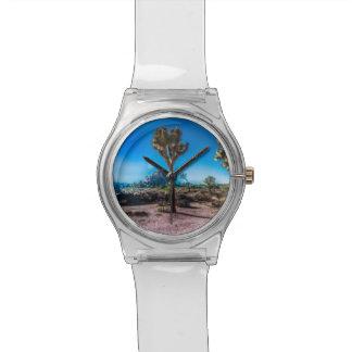 Reloj De Pulsera Parque nacional California de la yuca