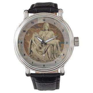 Reloj De Pulsera Pieta de Miguel Ángel