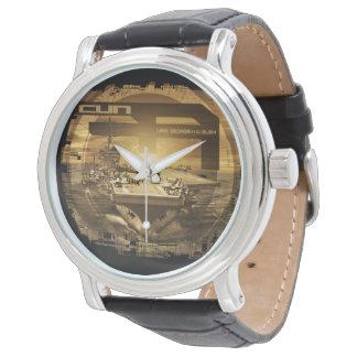 Reloj De Pulsera Portaaviones George H.W. Bush