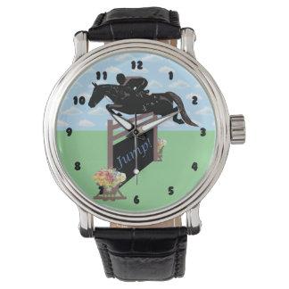 Reloj De Pulsera Puente del caballo de Grand Prix